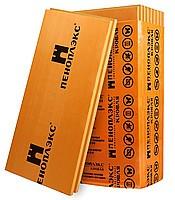 Плиты пенополистирольные экструзионные ПЕНОПЛЕКС 20х600х1200 (0,278уп/м3/12,96м2)