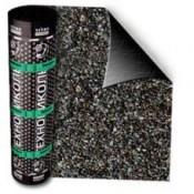 Материал гидроизоляционный кровельный ЛИНОКРОМ ТКП сланец серый (10м2)